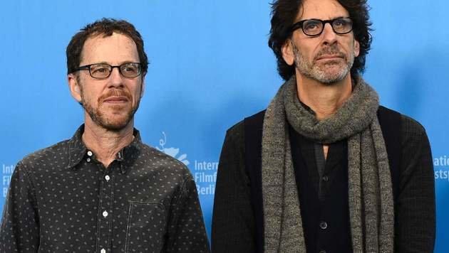 Coen-Brüder Ethan und Joel planen Western-Serie (Bild: AFP)