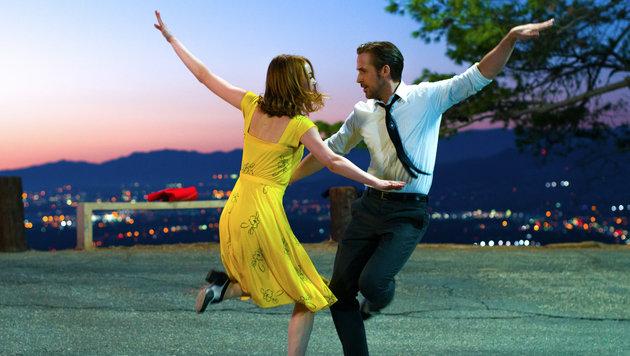 """Ein Hoch auf die Träumer: """"La La Land"""" (Bild: Studiocanal)"""