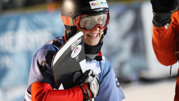 Jungstar Ulbing holt mit Karl nächsten Weltcupsieg (Bild: GEPA)