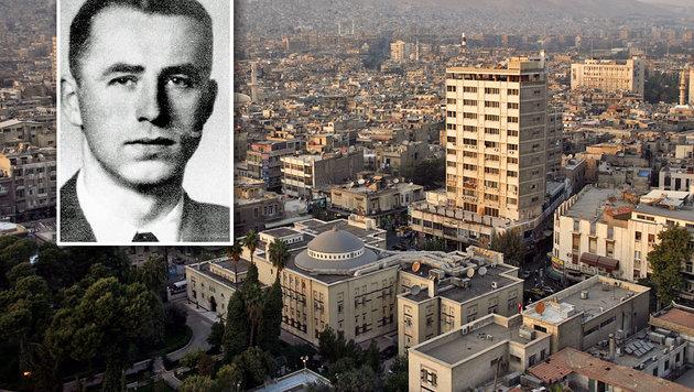 Alois Brunner starb im Alter von 89 Jahren im syrischen Damaskus. (Bild: thinkstockphotos.de, dpa)