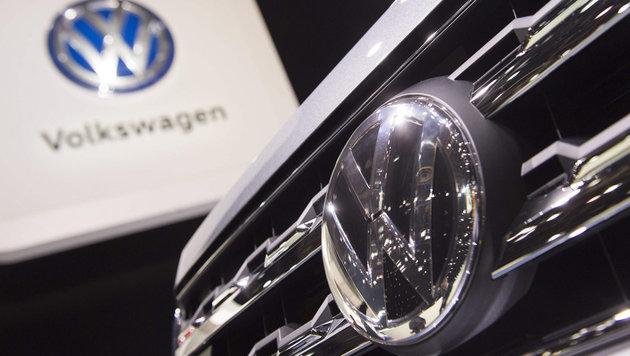 Rekord 2017: VW bleibt weltgrößter Autohersteller (Bild: APA/AFP/SAUL LOEB)
