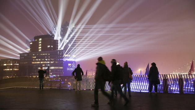 Hamburger Elbphilharmonie mit Galakonzert eröffnet (Bild: AP)