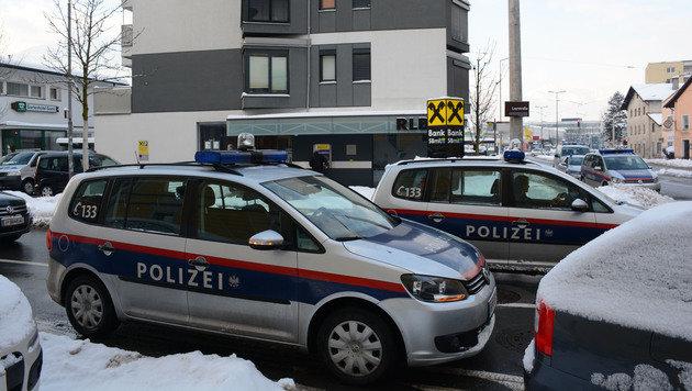 In dieser Bank in Innsbruck schlugen die beiden Räuber zu. (Bild: FISCHER ANDREAS)