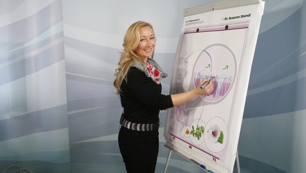 Dr. Susanne Steindl (Bild: Reinhard Holl)