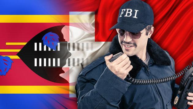 FBI-Ermittler verwechseln Schweiz und Swasiland (Bild: thinkstockphotos.de)