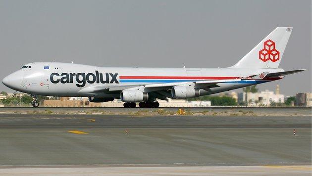 Schlaganfall des Piloten: Jumbo-Notlandung in Wien (Bild: Wikipedia (Symbolbild))