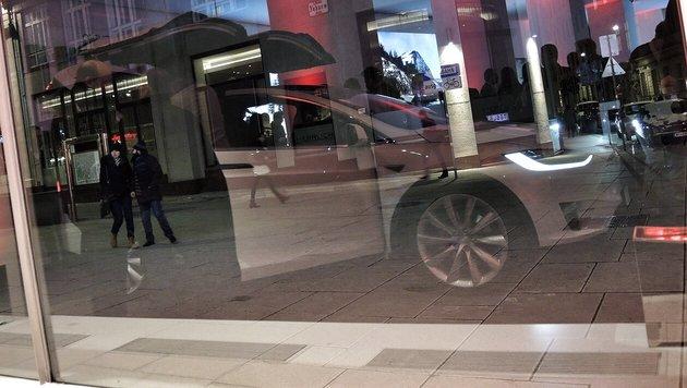Teslas Kathedrale hat in Wien eröffnet (Bild: Stephan Schätzl)