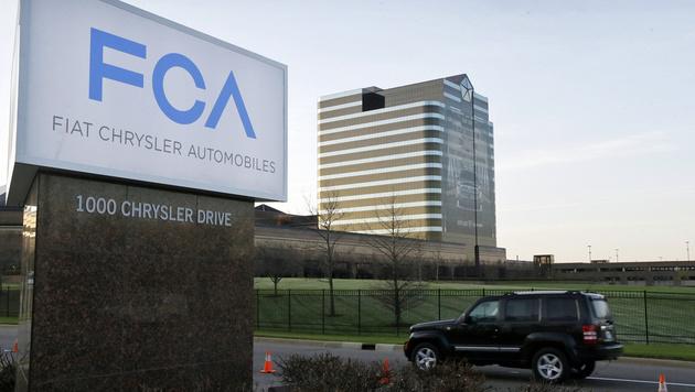 US-Behörde: Auch Fiat hat bei Emissionen getrickst (Bild: ASSOCIATED PRESS)