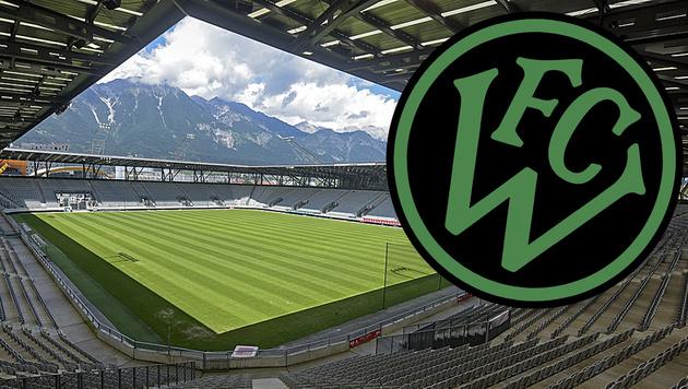 Wacker Innsbruck plagen wieder finanzielle Sorgen! (Bild: GEPA)