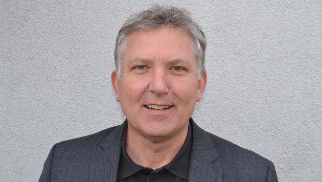 VP-Bürgermeister Kalcher will um die Schule im Ortsteil Laßnitz kämpfen (Bild: Heinz Weeber)