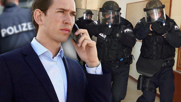 Sebastian Kurz bestellt Anti-Terror-Beauftragten (Bild: APA/AUSSENMINISTERIUM/DRAGAN TATIC; Klaus Kreuzer)