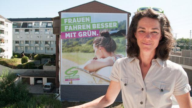 Maria Buchmayr (Bild: Robert Loy)