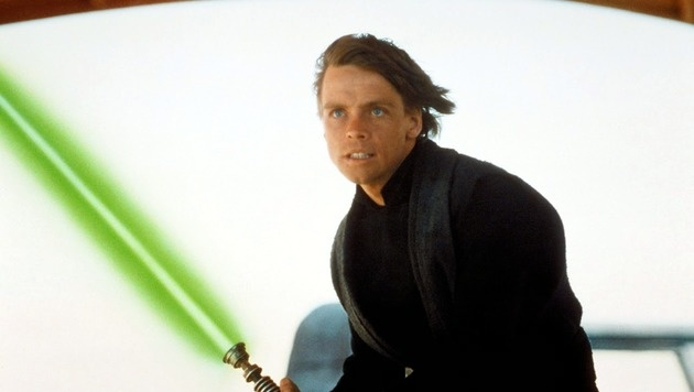 Luke Skywalker (Bild: Walt Disney Studios)