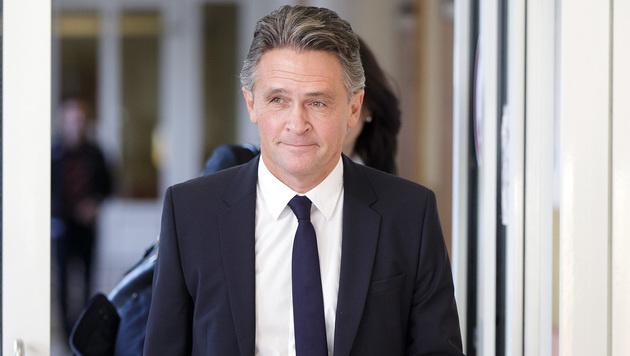 10 Monate Gefängnis für Ex-Politiker Westenthaler (Bild: APA/GEORG HOCHMUTH)