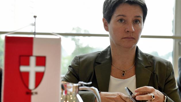 Sonja Wehsely (Bild: APA/HERBERT P. OCZERET)