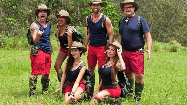 """""""Team Blau"""" (Bild: RTL)"""