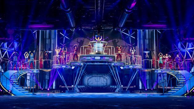 """""""Holiday on Ice: Heiße Show begeistert Zuseher (Bild: Stage Entertainment/Morris Mac Matzen)"""""""