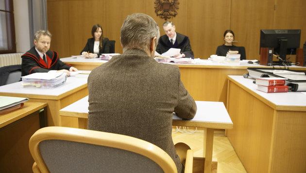 Arzt wegen Quälens der eigenen Kinder vor Gericht (Bild: APA/ERWIN SCHERIAU)