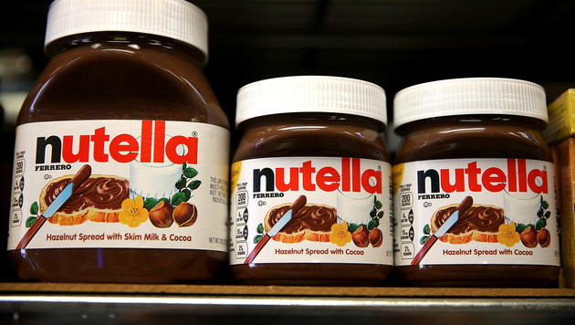 D: Supermärkte mit vergiftetem Nutella erpresst (Bild: APA/AFP/GETTY IMAGES/JUSTIN SULLIVAN)