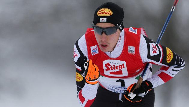 Mario Seidl bei Sieg von Frenzel nur auf Rang elf! (Bild: GEPA)