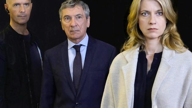 TV-Thriller mit den Komödianten Peters und Herbst (Bild: ARD)