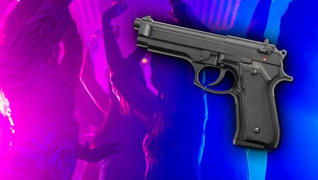 Wien: 19-Jähriger bedrohte Lokalgäste mit Pistole (Bild: thinkstockphotos.de)