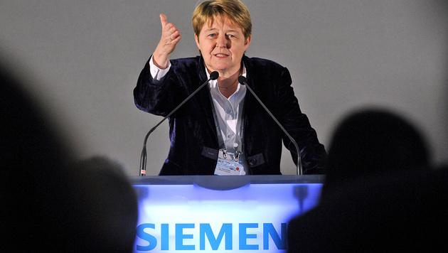 Machte ebenfalls bei Siemens Karriere nach der Politik: Brigitte Ederer (Bild: APA/HANS KLAUS TECHT)