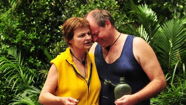Frau Menke und Markus (Bild: RTL)