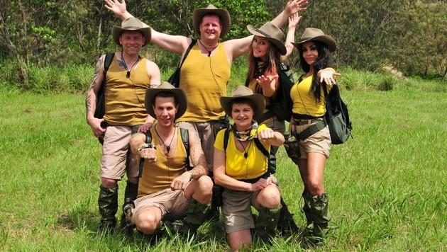 """""""Team Gelb"""" (Bild: RTL)"""