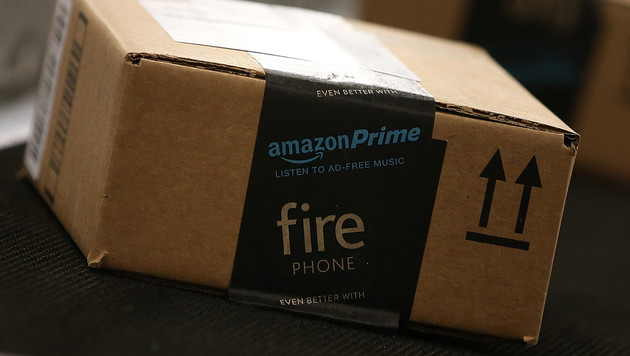 Amazon: 100.000 Stellen binnen 18 Monaten in USA (Bild: APA/AFP/GETTY IMAGES/JUSTIN SULLIVAN)