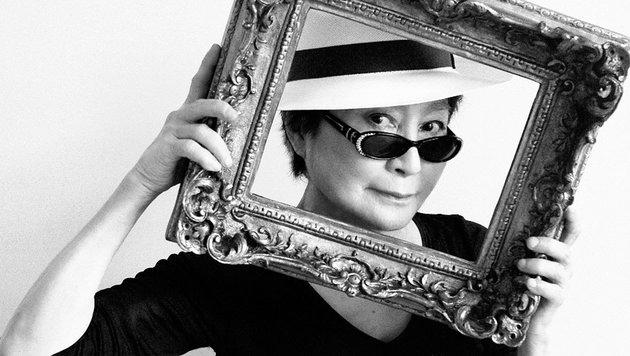 Yoko Ono führt zum 13. Mal die US-Dance-Charts an (Bild: Yoko Ono)