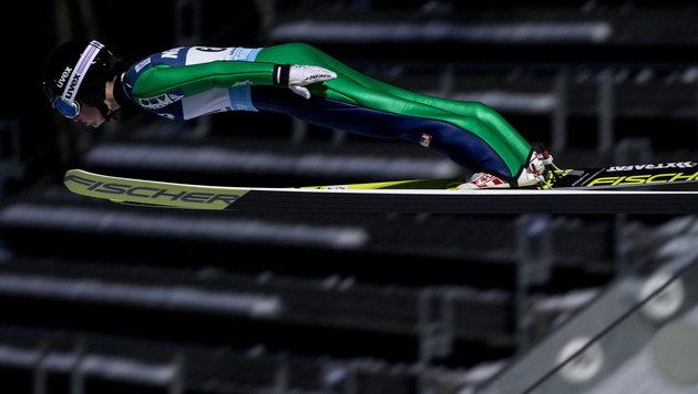 ÖSV-Damen springen in Sapporo der Spitze hinterher (Bild: APA/AFP/NTB Scanpix/GEIR OLSEN)