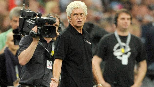 Werner Lorant ist wieder Trainer - in der 4. Liga (Bild: GEPA)