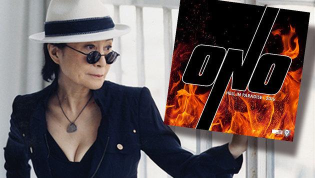 Yoko Ono führt zum 13. Mal die US-Dance-Charts an (Bild: Yoko Ono (Tom Haller), Twisted/Mind Train Records)