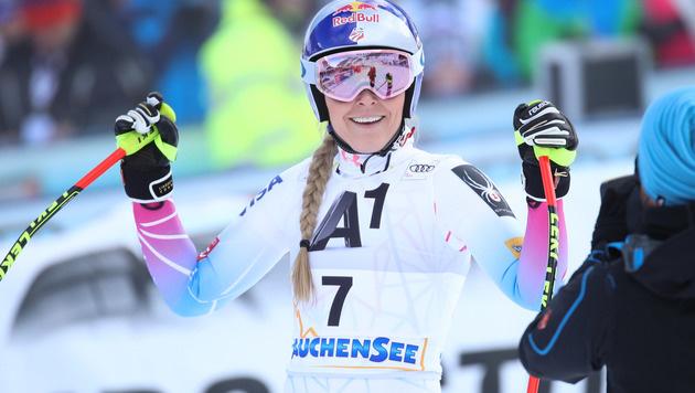 Lindsey Vonn: Ski als Medizin gegen Depression! (Bild: GEPA)
