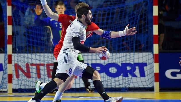 Handball-WM: Frankreich feiert 3. Sieg im 3. Spiel (Bild: AFP or licensors)