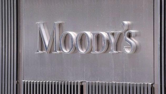 "Moody""s muss 864 Millionen Dollar Strafe zahlen (Bild: EPA/Andrew Gombert (Archiv))"