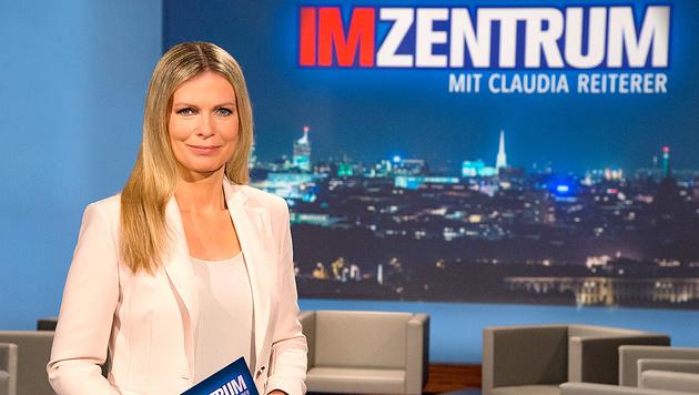 """Reiterer: """"Ziehe keine Samthandschuhe an"""" (Bild: ORF)"""