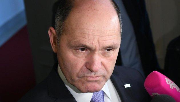 Innenminister Wolfgang Sobotka (Bild: APA/Helmut Fohringer)