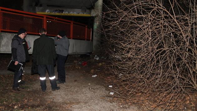 Wien: Obdachlose Frau verbrannt, Mann verletzt (Bild: Andi Schiel)
