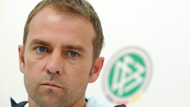 DFB: Sportdirektor Hansi Flick zurückgetreten! (Bild: GEPA)