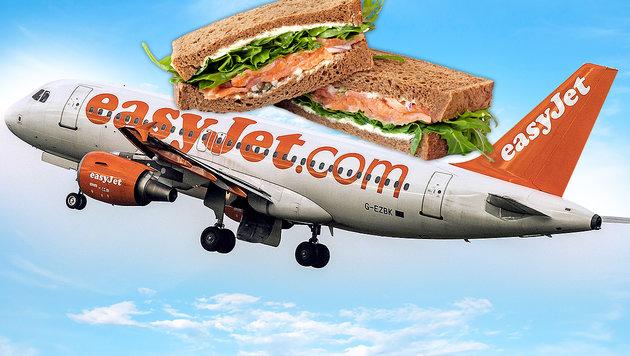 GB: Stewardess wegen Fünf-Euro-Sandwich gefeuert (Bild: thinkstockphotos.de, APA/AFP)