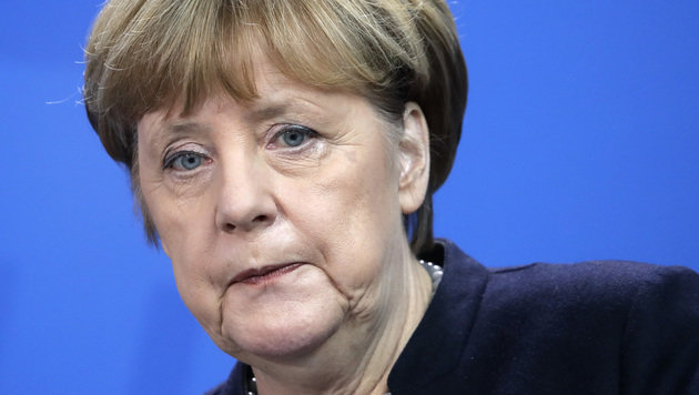 Die deutsche Kanzlerin Angela Merkel (CDU) (Bild: The Associated Press)