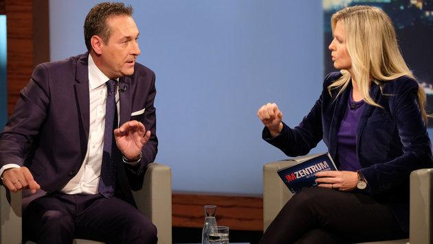 """Vize Mitterlehner schießt gegen Kerns """"Plan A"""" (Bild: ORF)"""