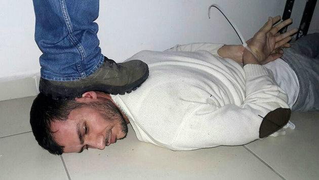 Tötete 39 Menschen: Istanbul-Massenmörder gefasst (Bild: Associated Press)