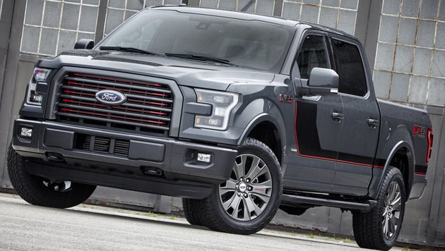 Das sind die zehn meistverkauften Autos in den USA (Bild: Ford)