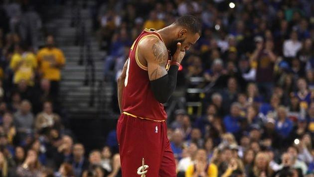 Meister Cleveland geht bei Final-Neuauflage unter (Bild: Getty Images)