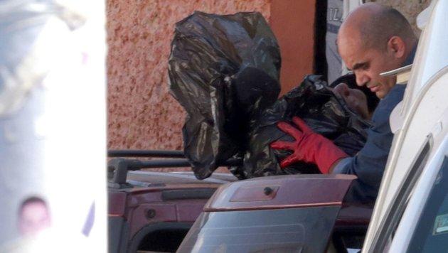 Mexiko: Polizei findet sechs enthauptete Leichen (Bild: APA/AFP/Emiliana Barrera)