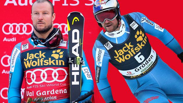 """Super-Elch"" Svindal gibt endlich sein Comeback! (Bild: AP, AFP)"