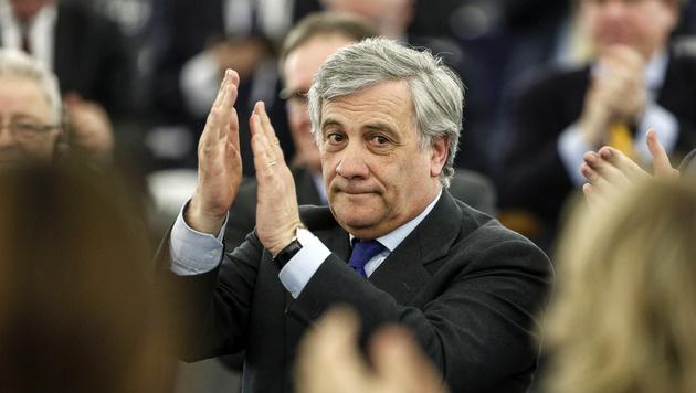 Antonio Tajani (Bild: AP)